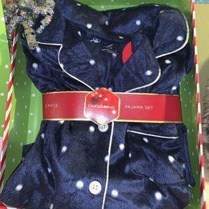 Croft &Barrow Mink Pajama Set Size L